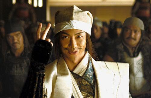 写真:映画「のぼうの城」主人公の成田長親(野村萬斎)(C)2011「のぼうの城」フィルムパートナーズ