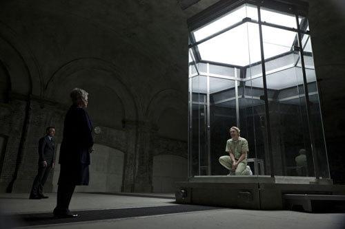 写真:この3人の三角関係のお話「007 スカイフォール」は全国公開中