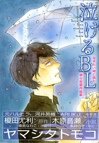 写真:泣けるBL(c)Libre Publishing 2012 Illustrated by Tomoko Yamashita