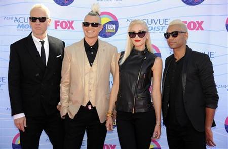 :11月4日、米人気バンドの「ノー・ダウト」が、新作プロモーションビデオ... 11月4日、米人