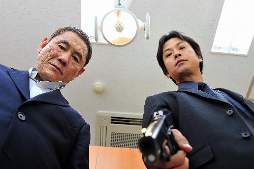 写真:北野武監督「アウトレイジ」