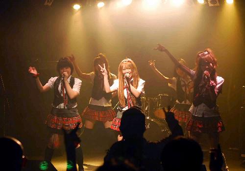 地下 アイドル ライブ 大阪