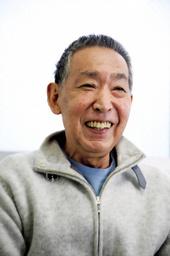 写真:藤田まことさん=09年3月、京都市右京区