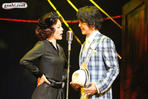 写真:ミュージカル「エディット・ピアフ」より=撮影:田中亜紀