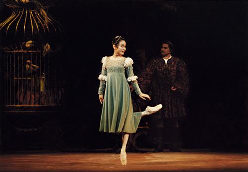 """写真:""""Romeo and Juliet""""Royal Ballet,2010 /©NHK"""