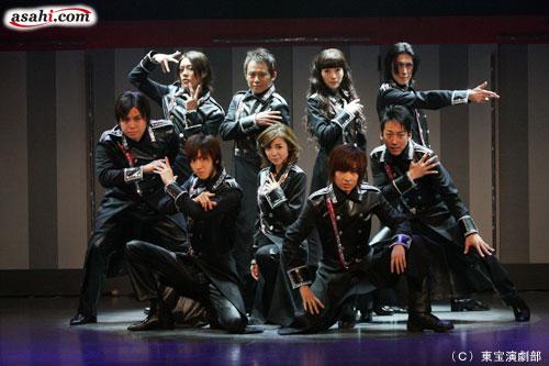 写真:「CLUB SEVEN 7th stage!」より=(C)東宝演劇部