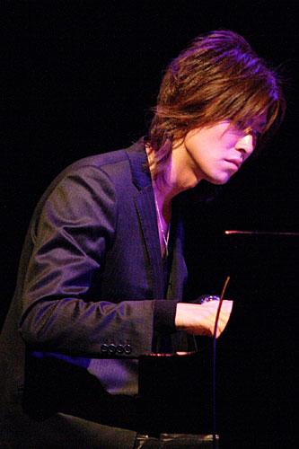 写真:「トライソニーク」公演より=ビルボードライブ大阪