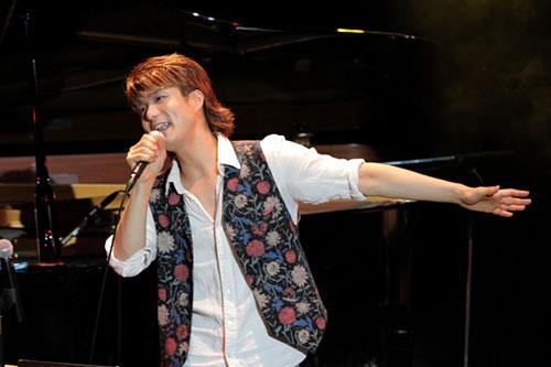 写真:「Fine!Concert 2011」より=撮影・橋本正人