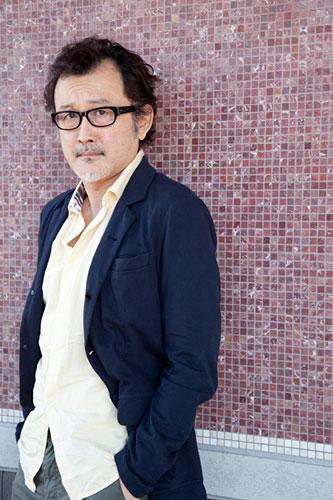 写真:「アントニーとクレオパトラ」に出演する吉田鋼太郎=撮影・岩村美佳