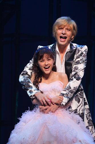 写真:ミュージカル「ロミオ&ジュリエット」より=撮影:宮川舞子