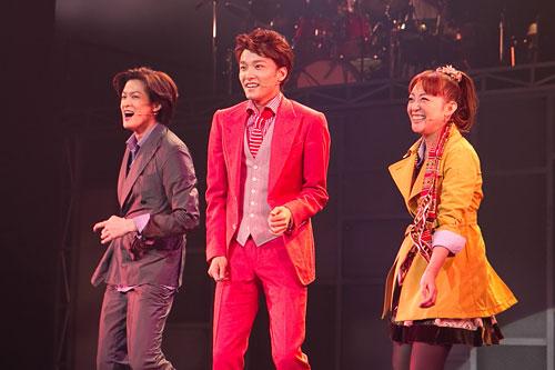 写真:「TRIANGLE VOL.2 〜探し屋ジョニーヤマダ〜」公演より=撮影:加藤幸広