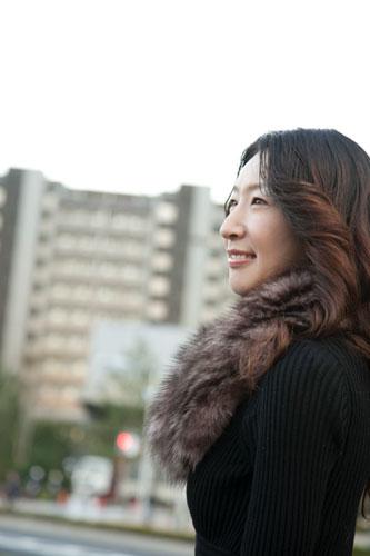 写真:「ア・ソング・フォー・ユー」に出演する春野寿美礼=撮影・岩村美佳