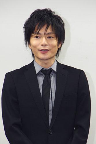 写真:Espoirチーム:クリスティーヌ・ダーエ役・松本慎也