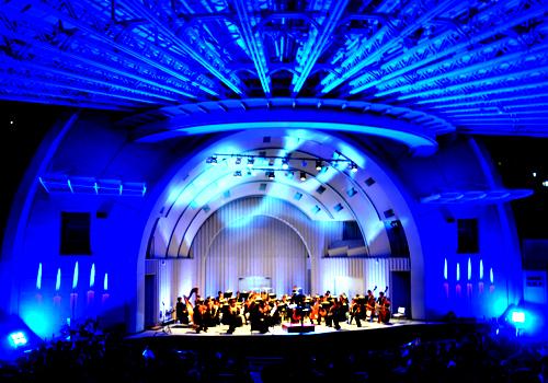 写真:「大和証券グループPresentsイルミナートフィルハーモニーオーケストラ結成記念コンサート」より「フィンガルの洞窟」=写真提供:(株)オフィスTEN