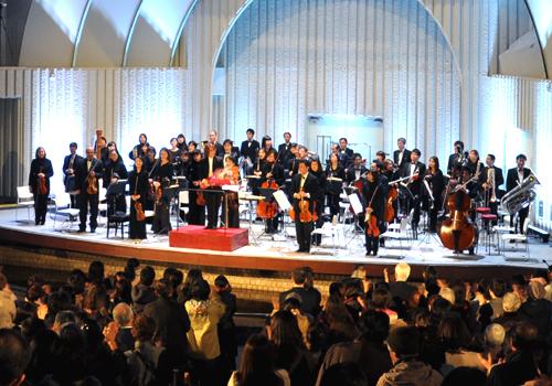 写真:「大和証券グループPresentsイルミナートフィルハーモニーオーケストラ結成記念コンサート」より=写真提供:(株)オフィスTEN