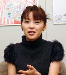 写真:中野美奈子さん