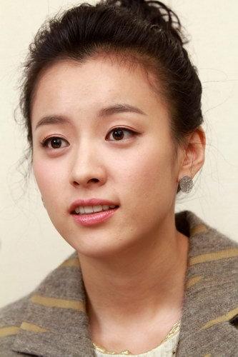 写真:韓国の若手ナンバーワン女優といわれるハン・ヒョジュ