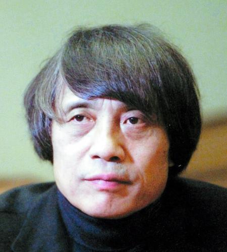 写真:安藤忠雄さん(69)