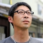 写真:加藤信男さん(39)=宮城県南三陸町、三浦写す