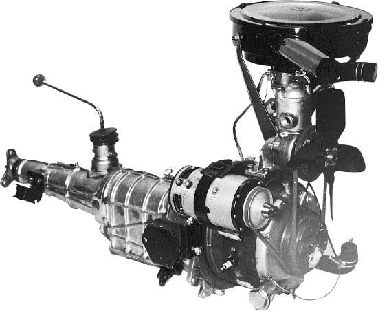 ロータリーエンジン試作第1号