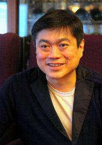 写真:伊藤穣一MITメディアラボ所長