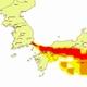 韓国で核惨事…日本に被害