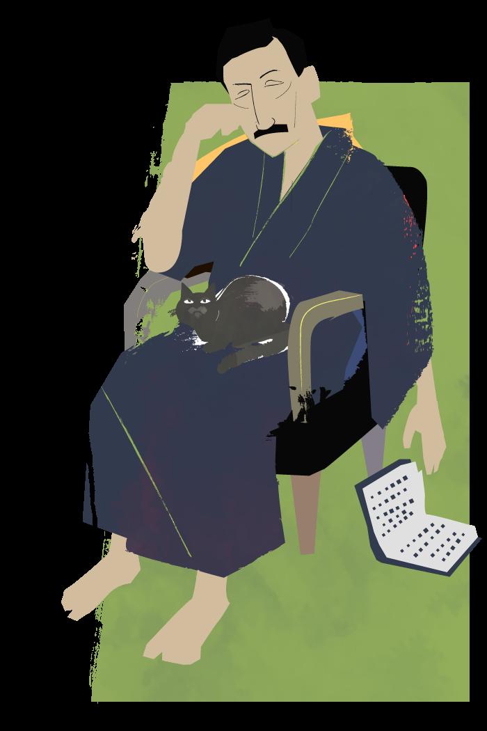 夏目漱石「吾輩は猫である」