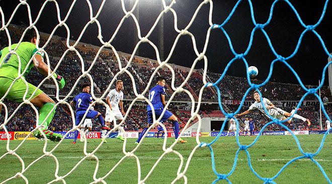 日本-タイ W杯アジア最終予選