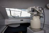 架線など電気設備検査用の観測カメラ=JR東海提供