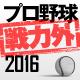プロ野球戦力外2016