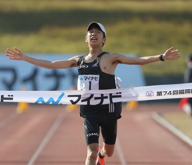 第74回福岡國際マラソン
