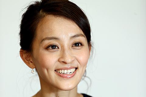 田中理恵さん「手をつないだり、歌ったりしながら歩いてもいい。見た人に、歩きたい、と思ってもらえるイベントにしたい」