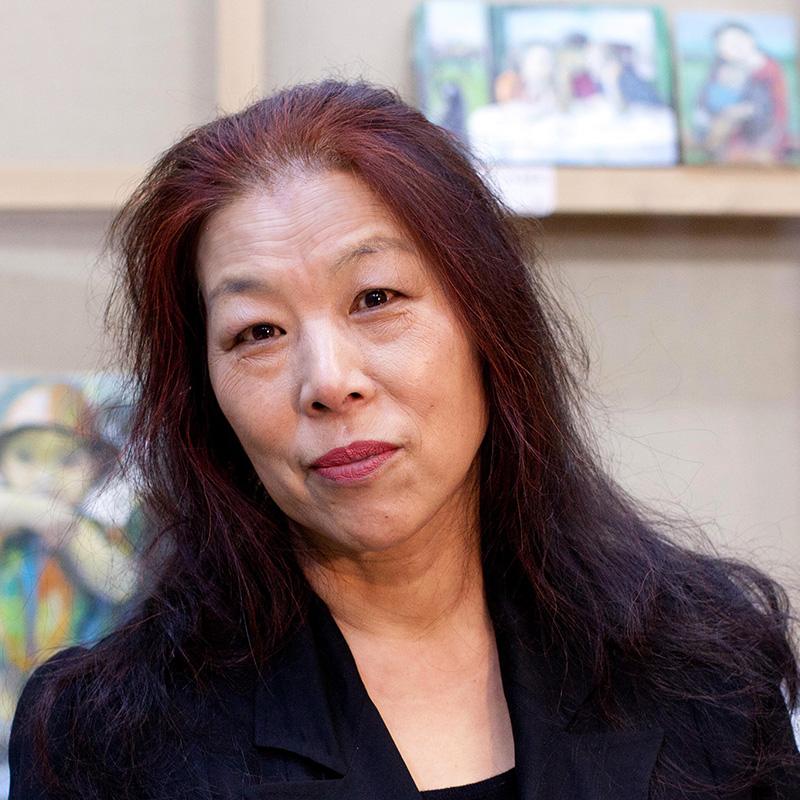 遠藤彰子さん