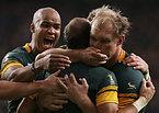 準々決勝(南アフリカ―ウェールズ)写真特集
