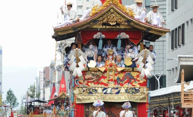 古写真で振り返る祇園祭