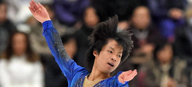 町田樹 ソチオリンピック(五輪)