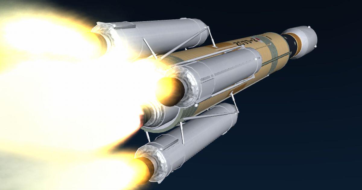 ロケット特集