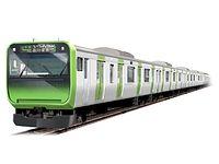 2014年7月2日、山手線に投入予定の新型通勤電車のイメージ図。E235系となる=JR東日本提供