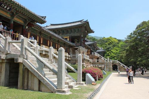 石窟庵と仏国寺の画像 p1_21