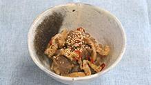 (西川和尚のらくらく精進料理)疲れ吹っ飛ぶ常備菜