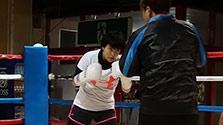 (スポーツ好奇心)現役女子高生ボクサーがプロになった