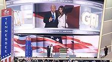 トランプ氏指名に反発噴出 米共和党大会、分断あらわに