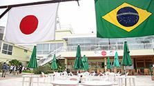炭酸泉や納豆メニュー…リオの支援施設は「日本気分」
