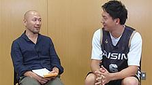 日本バスケ界のエースへ 井上雄彦さんの期待