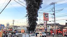 都内で一時58万戸停電 東電「原因はケーブルの出火」
