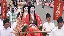 京都で「時代祭」始まる 2千人が都大路を練り歩く