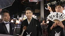 東京国際映画祭が開幕 黒木華さんやくまモン登場