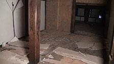 熊本城の宇土櫓、内部映像を初公開 「かなりの被害」