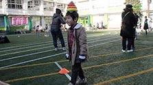 こたつホッケー・100cm走… ゆるスポーツ人気