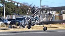 高校生の自作飛行機、初飛行 製作7年…先輩たちも歓喜